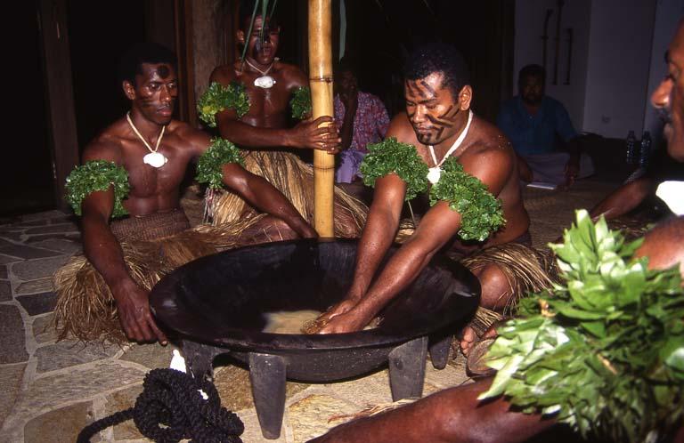 Kava ceremonie